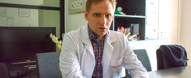 Läänemaa haiglas alustas tööd uus juhataja